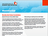 Residential-FactSheet-EuropaConstructions